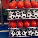 篮球、足球存放车